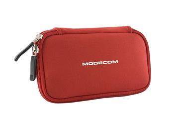 Modecom puzdro neoprénové Brooklyn C001 RED pre GPS, HDD, PSP