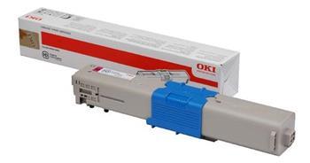 toner OKI C301/C321/MC332/MC342 magenta (1 500 str.)