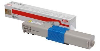 toner OKI C301/C321/MC332/MC342 yellow (1 500 str.)