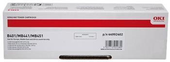 toner OKI B401/MB441/MB451 (2 500 str.)