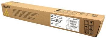 toner RICOH Typ C3502 Yellow Aficio MP C3002/C3502