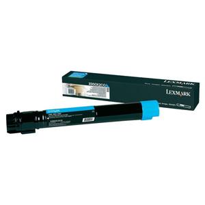 Toner Lexmark X950 X954 22K CYAN