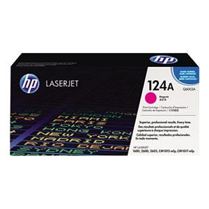 TONER HP Q6003A pre HP CLJ 2600 purpurová (2000 strán)