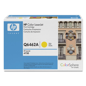 TONER HP Q6462A CLJ4730mfp Yellow, 12,000str.