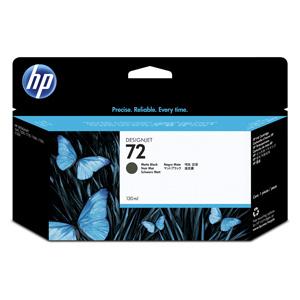 KAZETA HP C9403A Ink náplň 72, Matte Black, 130 ml, Vivera