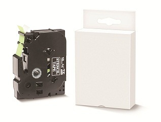 páska BROTHER STe141 šablónová STENCIL Tape (18mm)