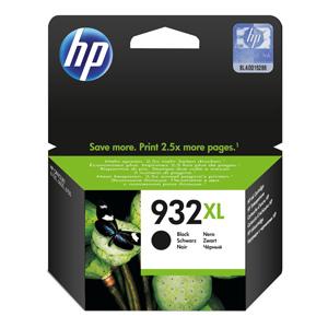KAZETA HP CN053AE No.932XL Čierna atramentová náplň