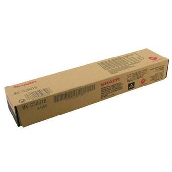 toner SHARP MX-C38GTB Black MX-C310/C311/C380/C381/C382
