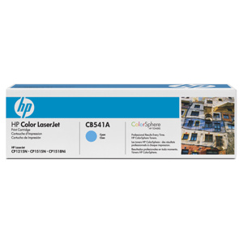 TONER HP CB541A Cyan Print Cartridge