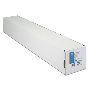 ROLKA HP Q1445A Bright White Inkjet Paper, 90g/m2, A1/594mm, 45.7m