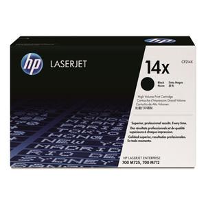 TONER HP CF214X , HP14X čierny, 17500str.