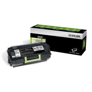 Toner Lexmark MX711/MX810/MX811/MX812 BLACK 622X 45K