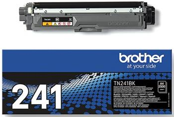 toner BROTHER TN-241 Black HL-3140CW/3150CDW/3170CDW, DCP-9020CDW, MFC-9140CDN
