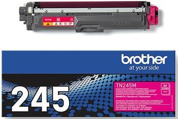 toner BROTHER TN-245 Magenta HL-3140CW/3150CDW/3170CDW, DCP-9020CDW, MFC-9140CDN