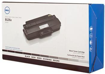 toner DELL DRYXV Black B1260dn/B1265dnf (2.500 str.)