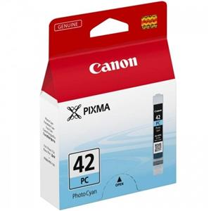 kazeta CANON CLI-42PC photo cyan PIXMA Pro 100