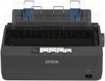 tlačiareň ihličková EPSON LX-350 A4/9ihl/300zn, LPT/RS232/USB