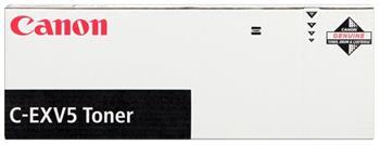 toner CANON C-EXV5 black iR 1600/1605/1610F/2000/2010F (2ks)
