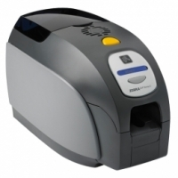 Card Printer ZEBRA ZXP Series 1; Single Sided, EU and UK Power Cords, USB