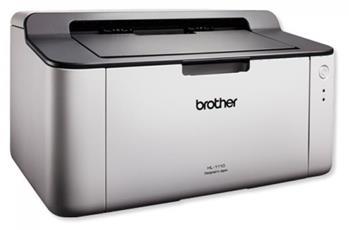 tlačiareň laser čb BROTHER HL-1110E - 20ppm/A4, USB 2.0