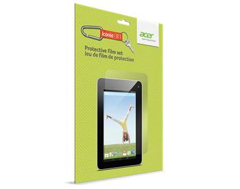 "ACER ANTIGLARE Protection Film B1-710 - ochranná fólia na 7"" tablet Iconia B1-710"