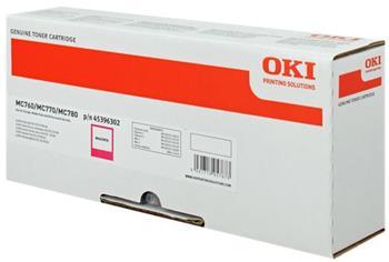 toner OKI MC760/MC770/MC780 magenta (6.000 str.)