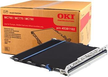 transfer belt OKI C612/C712/MC760/MC770/MC780, ES7470/ES7480/ES6412/ES7412