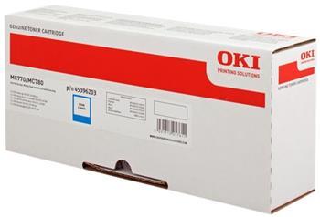 toner OKI MC770/MC780 cyan (11.500 str.)
