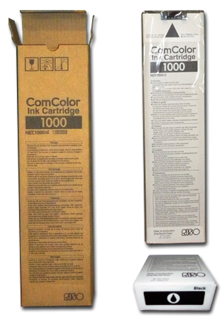 toner (ink) RISO S-6300E black ComColor 3010/3050/7010/7050/9050