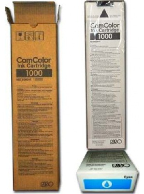 toner (ink) RISO S-6301E cyan ComColor 3010/3050/7010/7050/9050