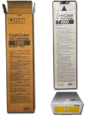 toner (ink) RISO S-6303E yellow ComColor 3010/3050/7010/7050/9050
