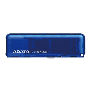 USB kľúč ADATA USB UV110 8GB modrý