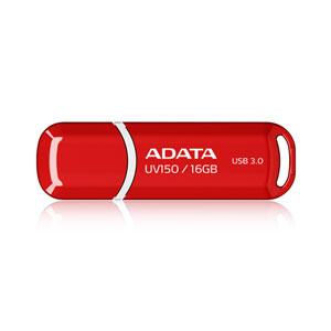 USB kľúč ADATA DashDrive Classic UV150 16GB červený (USB 3.0)