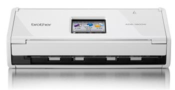 dokumentový skener BROTHER ADS-1600W, WiFi