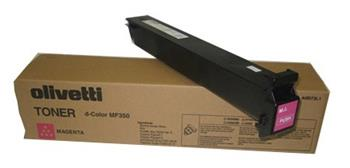 toner OLIVETTI B0729 d-Color MF 201plus/MF 250 magenta