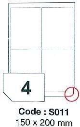 etikety RAYFILM 150x200 univerz�lne biele SRA3 R0100S011Q (400 list./A3)