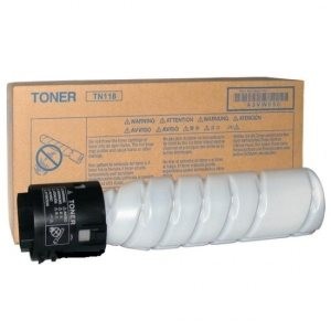 toner DEVELOP TN118 black Ineo 215 (2ks)