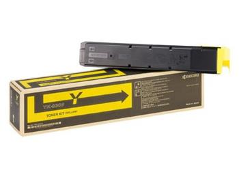 toner KYOCERA TK-8305Y Yellow TASKalfa 3050/3051/3550/3551