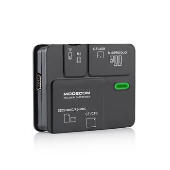 Modecom externá USB 2.0 čítačka kariet CR-LEVEL 2