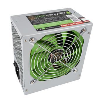 Modecom Green Energy 500W Box napájací zdroj ATX ver. 2.31