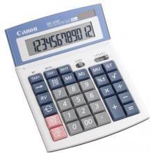 stolová kalkulačka CANON WS-1210T, 12 miest, solárne napájanie + batérie