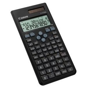 vedecká kalkulačka CANON F-715SG čierna, 250 vedeckých a štatistických funkcií