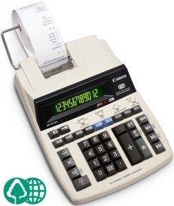 stolová kalkulačka s tlačou CANON MP-120MG ES II, 12 miest