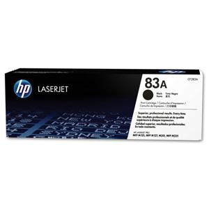 TONER HP CF283A , HP83A čierny, 1500str.