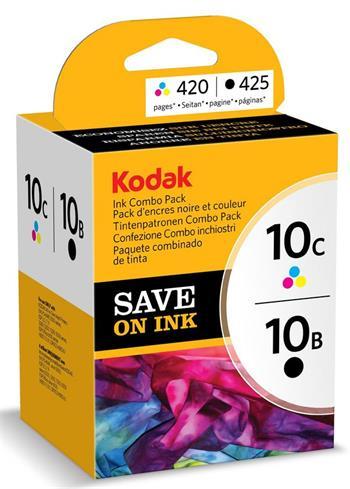 kazeta KODAK (10B+10C) EASYSHARE 5100/5300/5500 black+color