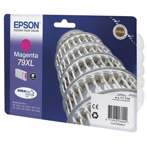 kazeta EPSON WorkForce WF-5620,5690,5190,5000 seria magenta XL (2.000 strán)