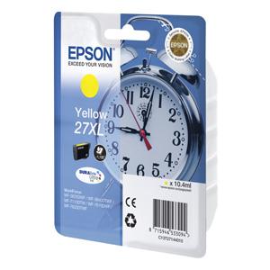 kazeta EPSON WF-3620,3640,7110,7610,7620  T2714 27XL DURABrite Yellow  (1.100str)