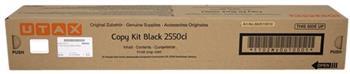 toner UTAX 2550ci, TA 2550ci black
