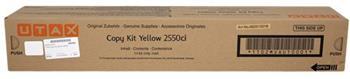 toner UTAX 2550ci, TA 2550ci yellow