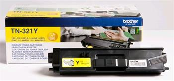 toner BROTHER TN-321 Yellow HL-L8250CDN/L8350CDW, DCP-L8400CDN/L8450CDW, MFC-L8650CDW/L8850CDW